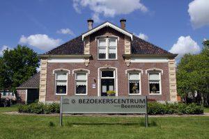 Presentatie door gids over Werelderfgoed Beemster