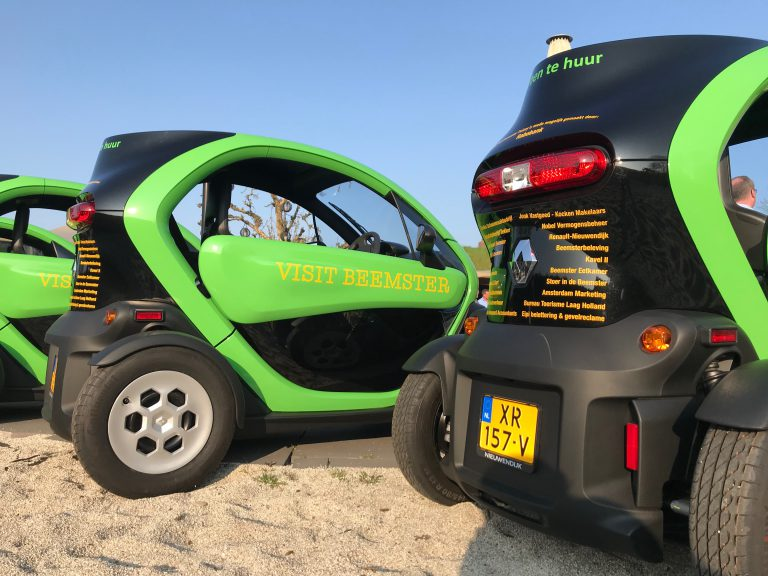 VISIT Beemster Twizy's