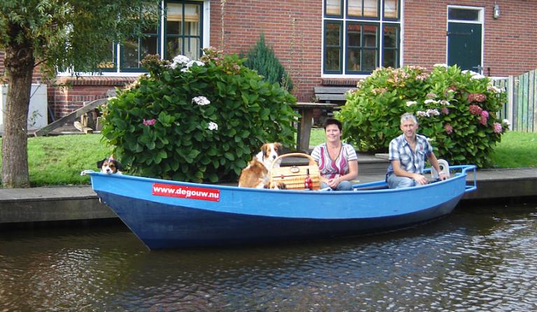 Fluisterbootverhuur De Gouw